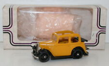 PROMOD GEARBOX 1/43 SCALE WHITE METAL - AUSTIN SEVEN 7 PEARL CABRIOLET - YELLOW