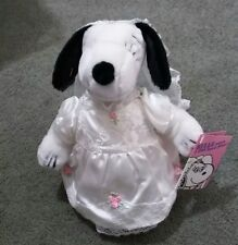Applause Peanuts character Bride Belle says I DO love you! 1958 Tag is attached