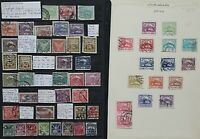 Czechoslovakia 1918/55 untidy collection with strength in early Hradcany Stamps