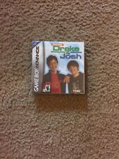 Drake & Josh  (Nintendo Game Boy Advance, 2007) DS & DS Lite too *NEW