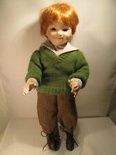 Dianna Effner muñeca artistas muñeca limitado chico