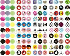 600PCS Home Button Protector Epoxy Sticker iPhone 3GS 4 4S 5 5S 5C iPad iTouch