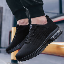 Men's Air Cushion Running Shoes Outdoor Jogging Tennis Sneakers Athletic Walking
