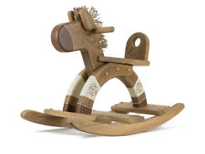 Rocking horse Nikki from solid ash