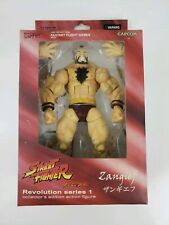 SOTA Street Fighter Revolution Series 1 Zangief - Collector's Edition Brand New
