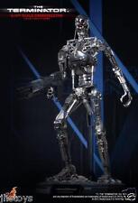 Hot Toys 1/4 Terminator T-800 Endoskeleton T 800 QS002