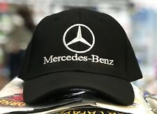 MERCEDES BENZ With Logo Black Hat Cap Adjustable