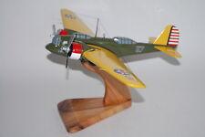 Martin B-10 Bomber Wood Model FREE SHIPPING Small
