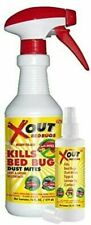 Fabriclear/ Xout Bed Bug Spray, 16 oz. - Kills Bed Bugs / Dust Mites. Wow!