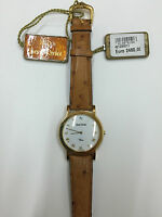 orologio polso Lucien Rochat Reve swiss cassa oro 18 kt automatico gold watch