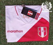 MARATHON 2020 FPF Peru Soccer Jersey Qatar 2022 World Cup Cualifiers S M L XL