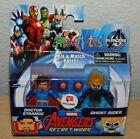 Marvel Minimates Walgreens Wave 10 Avengers Secret Wars Dr Strange & Ghost Rider