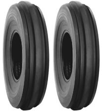 TWO 4.00-15 LRB Harvest King F2 farm tractor front tires with tubes - Free Ship