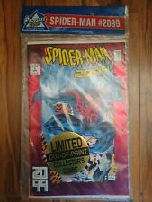 Spider-Man 2099 #1 CGC Red Foil Cover Marvel.