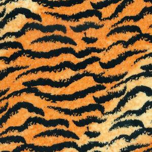 """Hydrographics Film True Tiger 20"""" x 6.5'"""