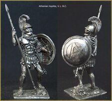 Griechischer Hoplit, Greek Oplite, V BC.  54mm