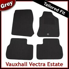 VAUXHALL VECTRA B Estate 1995-2002 Tailored Carpet Car Floor Mats GREY