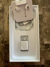 Apple EarPods with Lightning Connector, Charger and Cable