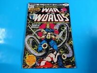 war of the worlds #27 uk variant  Marvel comics Comic book