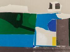 Oskar Koller/Original Collage auf Papier/ von 1972