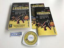Taito Legends Power Up - Sony PSP - PAL UK - Avec Notice