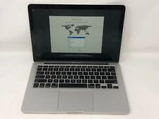 MacBook Pro 13 Retina Early 2015 MF839LL/A 2.7GHz i5 8GB 256GB - Fair Condition