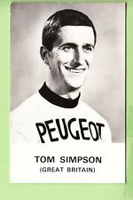 SIMPSON Tom - Equipe PEUGEOT - Great Britain  - CYCLISME