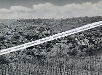 Nordweil im Breisgau - Kenzingen - Ortsansicht -  um 1955    K 8-13