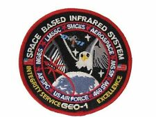 USAF Air Force Space Based Infared System Atlas V SBIRS NRO ULA Satellite Patch