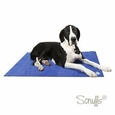 Scruffs Dog Cool Mat Extra Large Blue 120cm by 75cm Free Delivery
