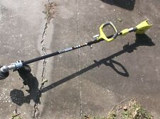 RY40003 Ryobi 40V Expand-It Brushless String Trimmer-Tool Only-No B/C-Tested