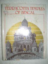 TERRACOTTA TEMPLES OF BENGAL RARE BOOK INDIA 1995