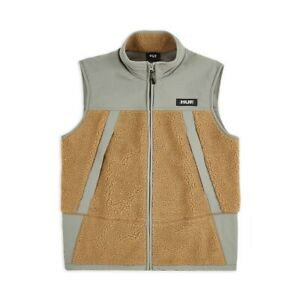 HUF ANSEL TECH SUPER COOL Vest - JK00241 Frost Gray - Size Large  LAST ONE LEFT