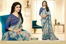 Indian Pakistani Saree Fashionable Looking Pretty Designer Women Sari NX4016