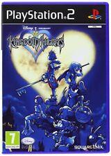 Kingdom Hearts PAL ENG SONY PLAYSTATION 2 PS2 ORIGINAL RARE