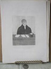 Vintage Print,ANDREW MCKINLEY,Caricatures,John Kay,1837