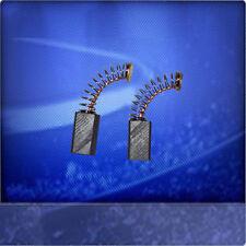 Escobillas de carbón lápices motorkohlen adecuado para Einhell global BH-g 850/1 set