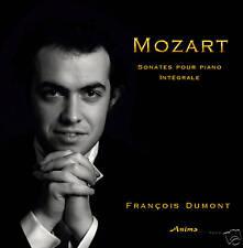 MOZART Intégrale des sonates de piano  5 cds F. Dumont