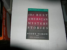 The Best American Mystery Stories (2006, Paperback) editor Scott  Turow SIGNED