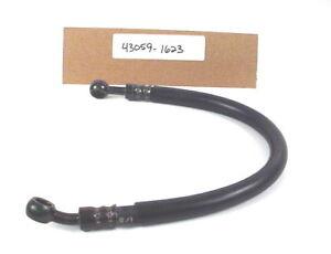 KAWASAKI ZX750 NINJA 750R 87-90 Upper Front Brake Hose