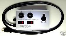 Bryant ED15600-BH, Dual Vibratory Feeder Control for a Bowl & Hopper 15A/115V