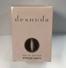 DESNUDA BY EMANUEL UNGARO 75ml /2.5oz EDP Spray Women's Perfume NEW& SEALED BOX