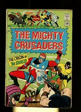 The Mighty Crusaders 1 GD+ 2.5 *1 Archie Book,1st Issue Vol.1,1965,Brain Emperor