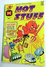 HOT STUFF The Little Devil Comic BOOK January 1975  #126 Harvey COMICS VG- 3.5