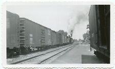 6D014 RP 1952 LOUISVILLE & NASHVILLE RR 80 CAR TRAIN 76 MILTON KY LOCO 1908 1853