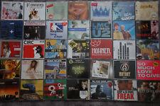 158 x Maxi CD Sammlung | 2000er | Dance/Techno/House/Hip Hop/Rock | Single