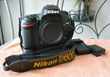 Very good Nikon D600 24.3MP Digital camera FX Format