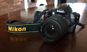 For sale:  Nikon D3000 body (accessories and box included)  Sigma 18-250 mm F3.5