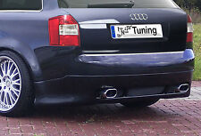 RS Heckansatz Heckspoiler Spoiler Limousine für Audi A4 8E B6