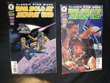 Classic Star Wars Comic Books Han Solo At Stars End 1 & 3 Of 3